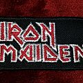 Official Embroidered Iron Maiden (?)