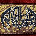 Alpha Tiger woven Patch