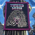Twisted Sister - Patch - Twisted Sister - Dee Snider Patch 1981