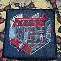 Accept - Patch - Accept - Metal Heart Patch 1985