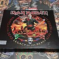 Iron Maiden - Tape / Vinyl / CD / Recording etc - Iron Maiden - Nights Of The Dead: Live In Mexico City Digipak
