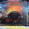 Iron Maiden - Tape / Vinyl / CD / Recording etc - Iron Maiden - Rock In Rio 3D/Hologram Slipcase UK Press CD 2002