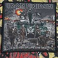 Iron Maiden - Patch - Iron Maiden - A Matter Of Life And Dead Patch 2020