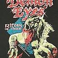 Demon Eyes - Rites Of Chaos Shortsleeve 2019