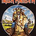 Iron Savior - TShirt or Longsleeve - Iron Maiden - UK Tour Shirt 2019