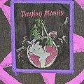 Praying Mantis - Time Tells No Lies 1981 Patch