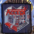 Accept - Patch - Accept Patch For Metal Heart