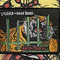 Tygers Of Pan Tang - The Cage British Tour 1982 Patch