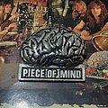 Iron Maiden - Pin / Badge - Iron Maiden - Piece Of Mind Badge 1983