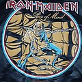 Iron Maiden - TShirt or Longsleeve - Iron Maiden - Piece Of Mind Satin Jacket 1983