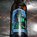 Iron Maiden - Other Collectable - Trooper Beer - Fear Of The Dark Bottle