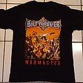Bolt Thrower - Warmaster Tour 1991 Bootleg Shirt