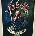 Sodom - Patch - Sodom - In The Sign Of Evil Official Backpatch.