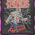 Kreator - Extreme Aggression - vintage patch