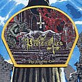 Profanatica - Patch - Profanatica - Thy Kingdom Cum Official Patch