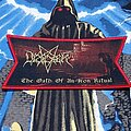 Desaster - Patch - Desaster - The Oath Of An Iron Ritual Official Patch