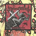 Nocturnal Graves - Patch - Nocturnal Graves - Satan's Cross Bootleg Patch