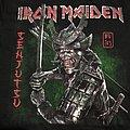 Iron Maiden - TShirt or Longsleeve - Iron Maiden - Senjutsu Album Cover Shirt 2021