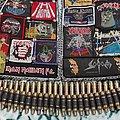 Bullet Belt - Battle Jacket - Untipped Brass Bullet Belt / Battlejacket
