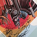 Judas Priest Autographed Poster AUTHENTICITY CHECK