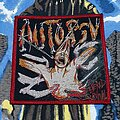 Autopsy - Patch - Autopsy - Severed Survival Bootleg Patch