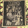 Misfits - Patch - Misfits - The Shocking Return Of The Misfits All Glitter Patch