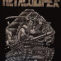 Metalucifer - TShirt or Longsleeve - Metalucifer - Mexico City Official Event Shirt 2019