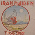 Iron Maiden - Texas 1982 Jersey Remaster(2019)