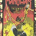 Manowar - The Triumph Of Steel 1992 Patch