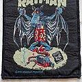 Risk - Patch - Risk - Ratman Patch 1990