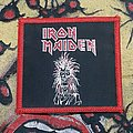 Iron Maiden - Patch - Iron Maiden - S/T Patch 1980