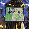 Iron Maiden - Patch - Iron Maiden - S/T 1980 Patch