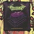 Gorguts - Patch - Gorguts - Considered Dead Patch 1993