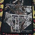 Asphyx - Patch - Asphyx - Crush The Cenotaph Patch 1993
