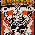 Bolt Thrower - TShirt or Longsleeve - Bolt Thrower - Warmaster Tour 1991 Bootleg Longsleeve