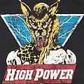High Power - TShirt or Longsleeve - High Power Shortsleeve 2019