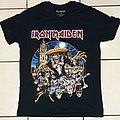 Iron Maiden - Mexico Event Shirt 2019