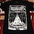 Iron Maiden - TShirt or Longsleeve - Iron Maiden - Belshazzar's Feast Event Shirt