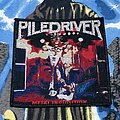 Piledriver - Patch - Piledriver - Metal Inquisition Bootleg Patch