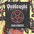 Onslaught - Patch - Onslaught - The Force Patch 1986