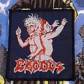 Exodus - Patch - Exodus - Bonded By Blood Patch 1984