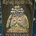 Iron Maiden - Patch - Iron Maiden - Powerslave Bootleg Backpatch.