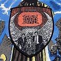 Napalm Death - Patch - Napalm Death - Scum Patch 1991