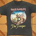 Iron Maiden - The Trooper 1999 Tourshirt