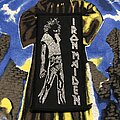 Iron Maiden - Patch - Iron Maiden - Running Free 1980 Patch