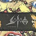 Sodom - Agent Orange 1990 Patch