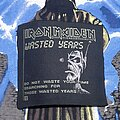 Iron Maiden - Patch - Iton Maiden - Wasted Years Unfinished Patch 1986