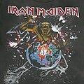 Iron Maiden - TShirt or Longsleeve - Iron Maiden - World Piece Tour Part 1 1983 Shorteleeve