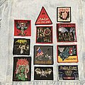 Judas Priest - Patch - Leftover Patches