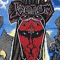 Venom - Patch - Venom - Black Metal Shaped Patch